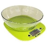 Весы кухонные Delta KCE-32, зеленые. Интернет-магазин Vseinet.ru Пенза