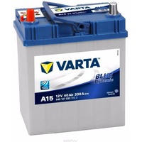 Аккумулятор VARTA A15 Blue dynamic 540 127 033, 40e Ач. Интернет-магазин Vseinet.ru Пенза