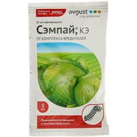 Средство от гусениц Сэмпай ампула в пак. 5 мл. Интернет-магазин Vseinet.ru Пенза