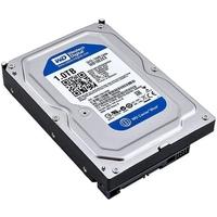 Жесткий диск HDD Western Digital Caviar Blue WD10EZEX, 1000Гб, SATA 6Gb/s, 64Мб. Интернет-магазин Vseinet.ru Пенза