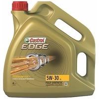 Моторное масло CASTROL EDGE LL 5W-30 синтетическое, 4л, 15669A. Интернет-магазин Vseinet.ru Пенза