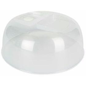 """Крышка для микроволновой печи с паровыпускным клапаном d258xh110 мм (PT9121) """"ПЛАСТ-ТИМ"""""""