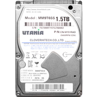 Жесткий диск HDD  Clover Hightech Utania MM9T6SS, 1500Гб, SATA 6Gb/s, 5400 об/мин, 32 Мб. Интернет-магазин Vseinet.ru Пенза