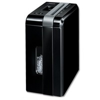 Шредер Fellowes PowerShred DS-700C (секр. 3, 4х4.6мм, 7 лиcт, 10 литр. Уничт.скобы,пл.карты,скрепки). Интернет-магазин Vseinet.ru Пенза