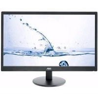"Монитор AOC 23.6"" Value Line M2470SWH(/01) черный MVA LED 16:9 HDMI M/M матовая 250cd 1920x1080 D-Sub FHD 3.58кг. Интернет-магазин Vseinet.ru Пенза"