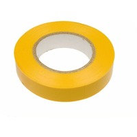 Rexant Изолента 0.18 x 19mm x 20m Yellow 09-2802. Интернет-магазин Vseinet.ru Пенза