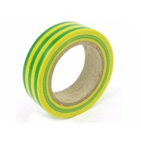 Rexant Изолента 19mm х 25m Yellow-Green 09-2207. Интернет-магазин Vseinet.ru Пенза