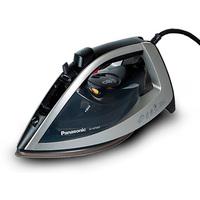 Утюг Panasonic NI-WT980LTW серебристый с черным. Интернет-магазин Vseinet.ru Пенза