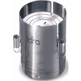 LR02-99 Ветчинница LARA (нерж) 3 ОБЪЁМА ЗАГРУЗКИ, загрузка до 1,5 КГ, 130х170 мм