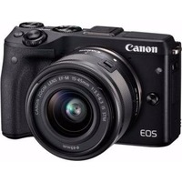"Фотоаппарат Canon EOS M3 черный 24Mpix 3"" 1080 WiFi 15-45 IS STM LP-E17. Интернет-магазин Vseinet.ru Пенза"