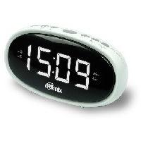 Радиобудильник Ritmix RRC-616 White. Интернет-магазин Vseinet.ru Пенза