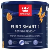 EURO SMART 2 VVA краска 0,9 л.. Интернет-магазин Vseinet.ru Пенза