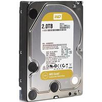 Жесткий диск HDD  Western Digital Gold WD2005FBYZ, 2000Гб, SATA 6Gb/s, 7200 об/мин, 128 Мб. Интернет-магазин Vseinet.ru Пенза