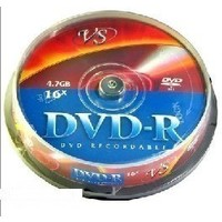 VS DVD-R 4,7GB 16X, CAKE (10). Интернет-магазин Vseinet.ru Пенза
