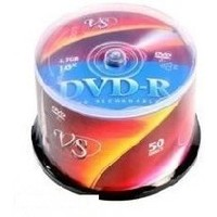 VS DVD-R 4,7GB 16X, CAKE (50). Интернет-магазин Vseinet.ru Пенза