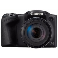 "Фотоаппарат Canon PowerShot SX430 IS черный 20Mp 42x 3"" 720p SDXC WiFi NB-11LH. Интернет-магазин Vseinet.ru Пенза"