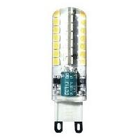 Лампа ECOLA G9QV50ELC G9 5,0W 220V 4200K 320° 58х16 мм. Интернет-магазин Vseinet.ru Пенза