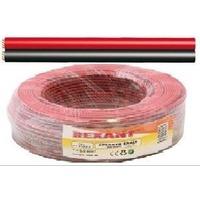 REXANT (01-6101-3) 2х0.25мм 100м красный/черный. Интернет-магазин Vseinet.ru Пенза