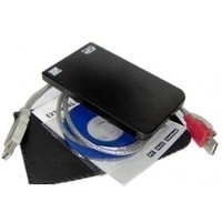 "Внешний корпус AgeStar SUB201 (черный) usb2.0 to 2,5""hdd SATA. Интернет-магазин Vseinet.ru Пенза"