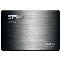 Накопитель SSD Silicon Power Velox V60 SP240GBSS3V60S25, 240Гб, SATA 6Gb/s. Интернет-магазин Vseinet.ru Пенза