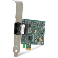 Сетевая карта Allied Telesis (AT-2711FX/ST) 100Mbps Fast Ethernet PCI-Express Fiber. Интернет-магазин Vseinet.ru Пенза