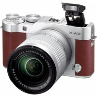 FujiFilm X-A3 kit XC16-50mmF3.5-5.6 Brown. Интернет-магазин Vseinet.ru Пенза
