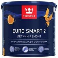 EURO SMART 2 VVA краска 9 л.. Интернет-магазин Vseinet.ru Пенза