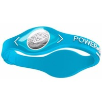 POWER BALANCE XS NEON Light Blue/White. Интернет-магазин Vseinet.ru Пенза