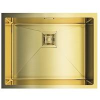 Мойка Omoikiri TAKI 54-U/IF-LG светлое золото. Интернет-магазин Vseinet.ru Пенза