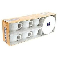 Чайный набор LUMINARC ТРИАНОН 220 мл (E8845). Интернет-магазин Vseinet.ru Пенза