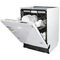 Посудомоечная машина Zigmund & Shtain DW 129.6009 X встраиваемая полностью. Интернет-магазин Vseinet.ru Пенза