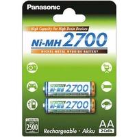 Аккумулятор AA Panasonic High Capacity BK-3HGAE/2BE, Ni-MH, 2700 mAh, 1.2 V (в упаковке 2 шт., цена за 1 шт.). Интернет-магазин Vseinet.ru Пенза