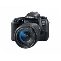 "Зеркальный Фотоаппарат Canon EOS 77D KIT черный 24.2Mpix EF-S 18-135mm f/3.5-5.6 IS STM 3"" 1080p Full HD SDXC Li-ion. Интернет-магазин Vseinet.ru Пенза"