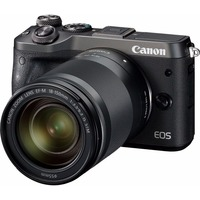 "Фотоаппарат Canon EOS M6 черный 24Mpix 3"" 1080p WiFi 18-150 IS STM f/ 3.5-6.3 LP-E17. Интернет-магазин Vseinet.ru Пенза"