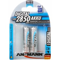 Аккумулятор Ansmann Digital AA 2850 mAh (уп 2 шт). Интернет-магазин Vseinet.ru Пенза