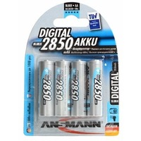 Аккумулятор Ansmann Digital AA 2850 mAh (уп 4 шт). Интернет-магазин Vseinet.ru Пенза