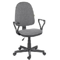 Кресло OLSS ПРЕСТИЖ серый В-3. Интернет-магазин Vseinet.ru Пенза