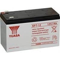 Батарея Yuasa NP7-12/250 12V/7Ah. Интернет-магазин Vseinet.ru Пенза