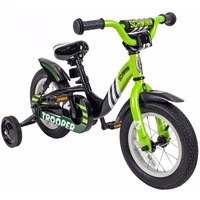 Велосипед SCHWINN TROOPER Black/Lime. Интернет-магазин Vseinet.ru Пенза
