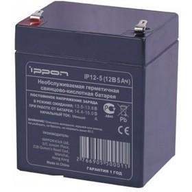 Фото Батарея Ippon IP12-5 12V/5AH. Интернет-магазин Vseinet.ru Пенза