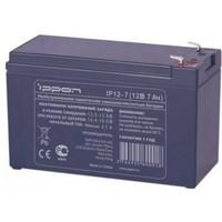 Батарея Ippon IP12-7 12V/7AH. Интернет-магазин Vseinet.ru Пенза