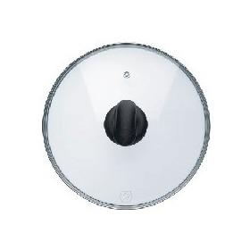 Крышка Helper H 30 / стекло / 30 см / с пароотводом