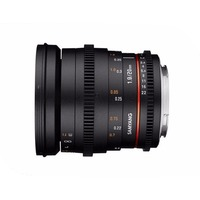 Samyang Fujifilm X 20 mm T1.9 ED AS UMC. Интернет-магазин Vseinet.ru Пенза