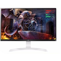 "Монитор LG 27"" 27UD69P-W белый IPS LED 16:9 HDMI матовая HAS Pivot 1300:1 350cd 3840x2160 DisplayPort Ultra HD 4.9кг. Интернет-магазин Vseinet.ru Пенза"