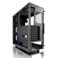Корпус Fractal Design FOCUS G Window черный без БП ATX 2x120mm 1xUSB2.0 1xUSB3.0 audio bott PSU. Интернет-магазин Vseinet.ru Пенза