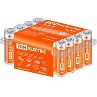 "Эл.питания LR03 AAA Alkaline 1,5V BOX-24 ""TDM"" (SQ1702-0033). Интернет-магазин Vseinet.ru Пенза"