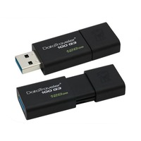128Gb - Kingston FlashDrive Data Traveler 100 G3 DT100G3/128GB. Интернет-магазин Vseinet.ru Пенза