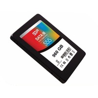 Накопитель SSD Silicon Power Slim S55 SP960GBSS3S55S25, 960Гб, SATA 6Gb/s. Интернет-магазин Vseinet.ru Пенза