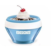 Мороженица Zoku Ice Cream Maker ZK120-BL. Интернет-магазин Vseinet.ru Пенза