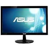 "Монитор Asus 19.5"" VS207DF черный TN+film LED 5ms 16:9 матовая 80000000:1 200cd 1366x768 D-Sub. Интернет-магазин Vseinet.ru Пенза"